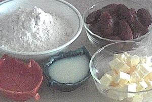 ingredients for mamoul