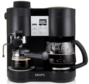 KRUPS XP1600 Coffee Maker