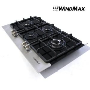 WindMax (R) 36 LPG & NG Gas Hob Cooktop