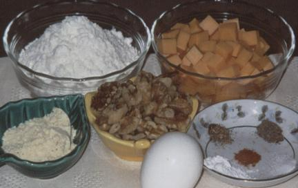 ingredients for low fat biscotti