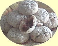 Mamoul-Syrian and Lebanese Cookies
