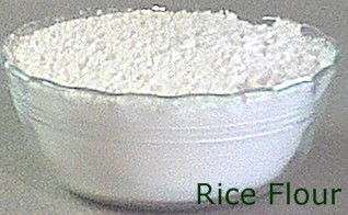 rice flour for gourmet cookies