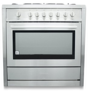 1. 10 Best 36 Gas Range Reviews Cosmo Freestanding Slide In COS 965AG