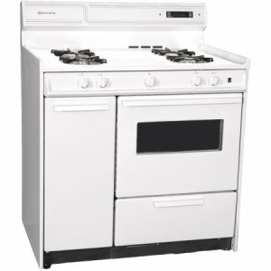 3. Brown Gas Range