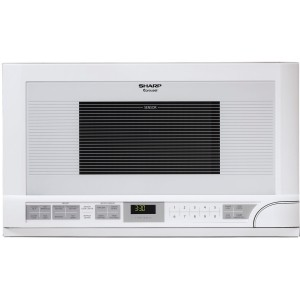 4. Sharp 1.5 Cubic Foot Microwave