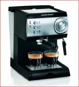 Automatic Espresso Cappuccino Latte Mocha CoffeeMaker Machine