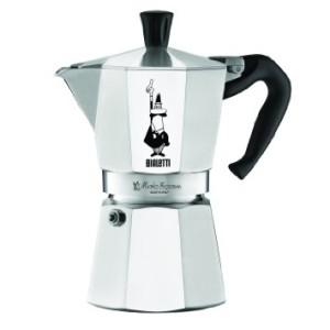 Bialetti Moka Express 6-Cup Espresso Coffee Maker