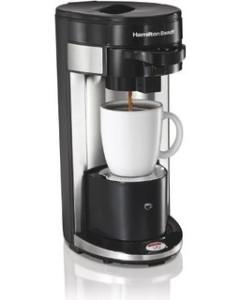 Black & Decker CM618 Single Serve CoffeeMaker, Black