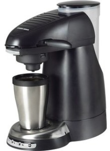 Black & Decker HCC100 Home Cafe Single Serve, Black